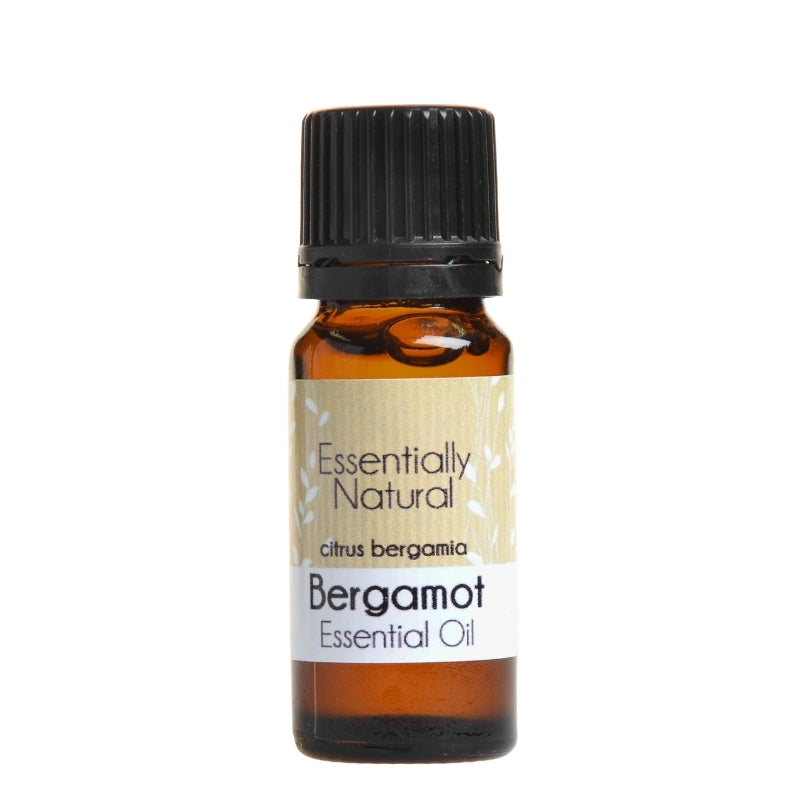 Essentially Natural Bergamot Pure Essential Oil - Essentially Natural