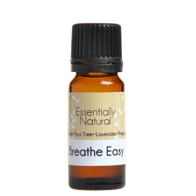 Essentially Natural Breathe Easy Essential Oil Blend - Essentially Natural