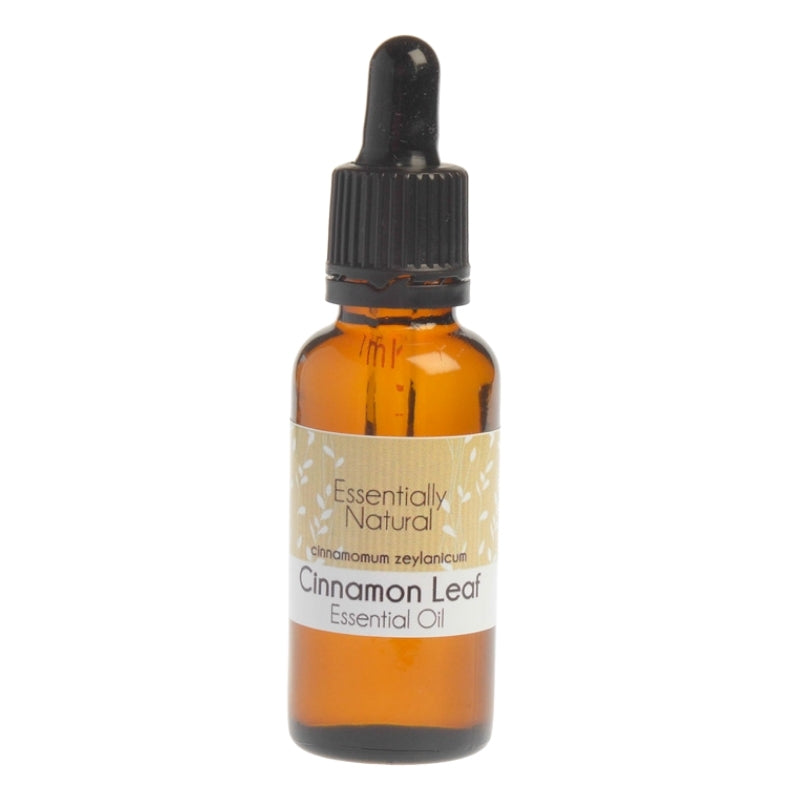 Essentially Natural Cinnamon Leaf Essential Oil