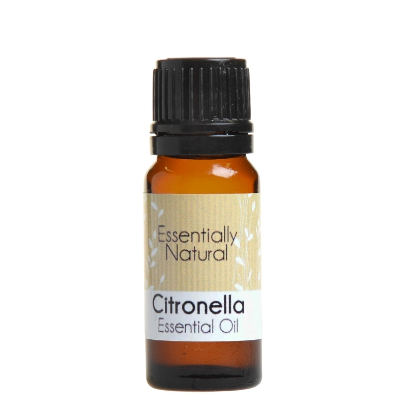 Essentially Natural Citronella Essential Oil - Essentially Natural