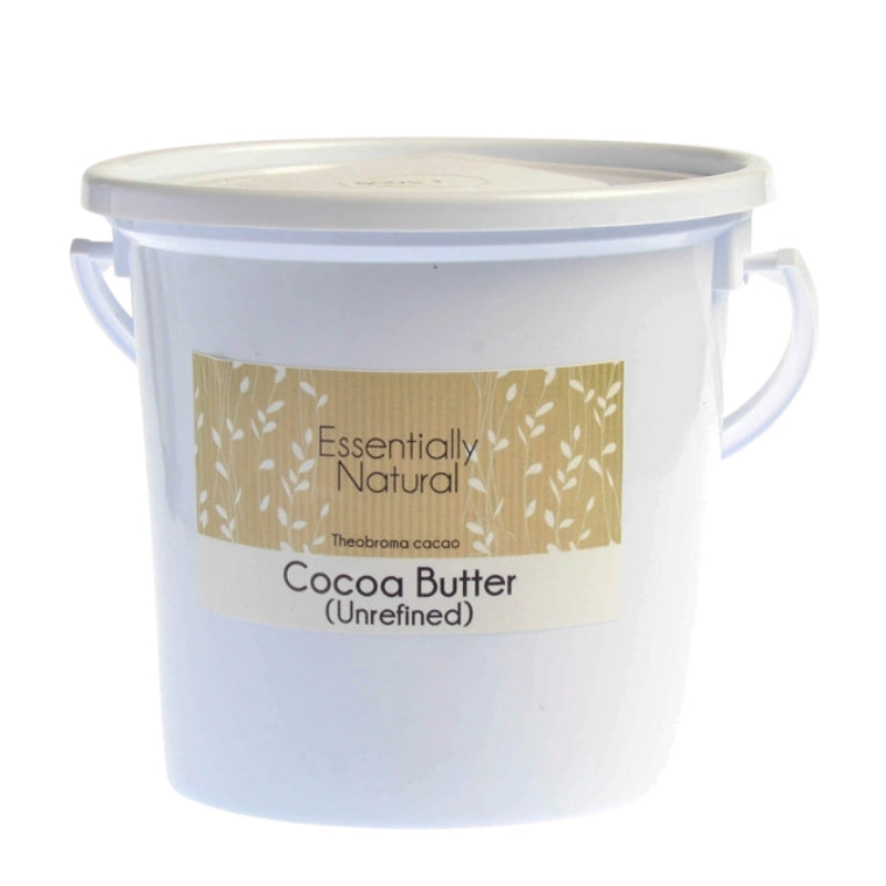 Essentially Natural Cocoa Butter (Raw & Unrefined)
