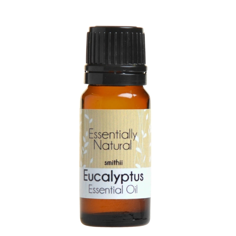 Essentially Natural Eucalyptus Essential Oil (Smithii) - Essentially Natural