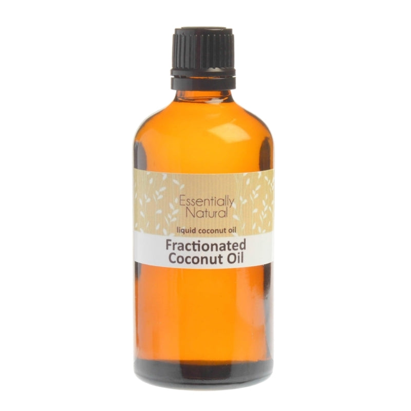 Essentially Natural Fractionated Coconut Oil (Liquid)