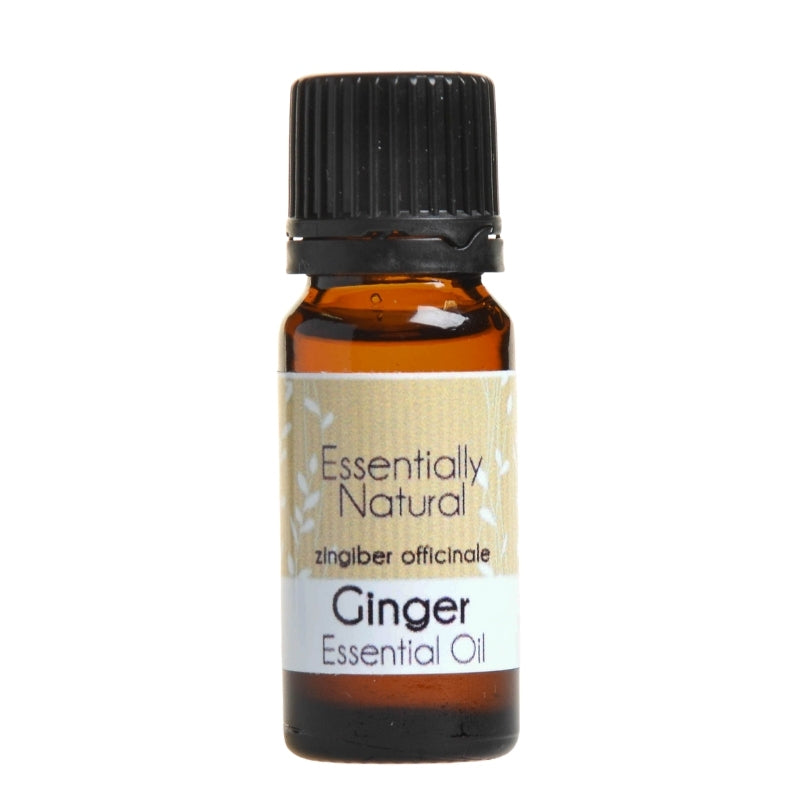 Essentially Natural Ginger Essential Oil - Essentially Natural