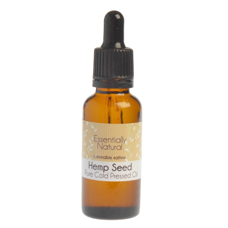 Essentially Natural Hemp Seed Oil