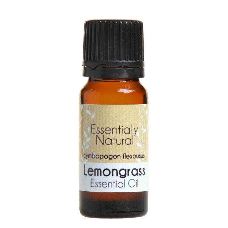 Essentially Natural Lemongrass Essential Oil - Essentially Natural