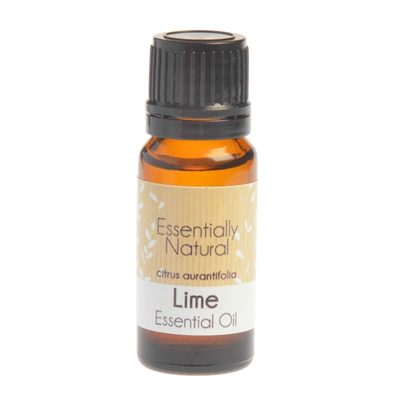 Essentially Natural Lime Essential Oil