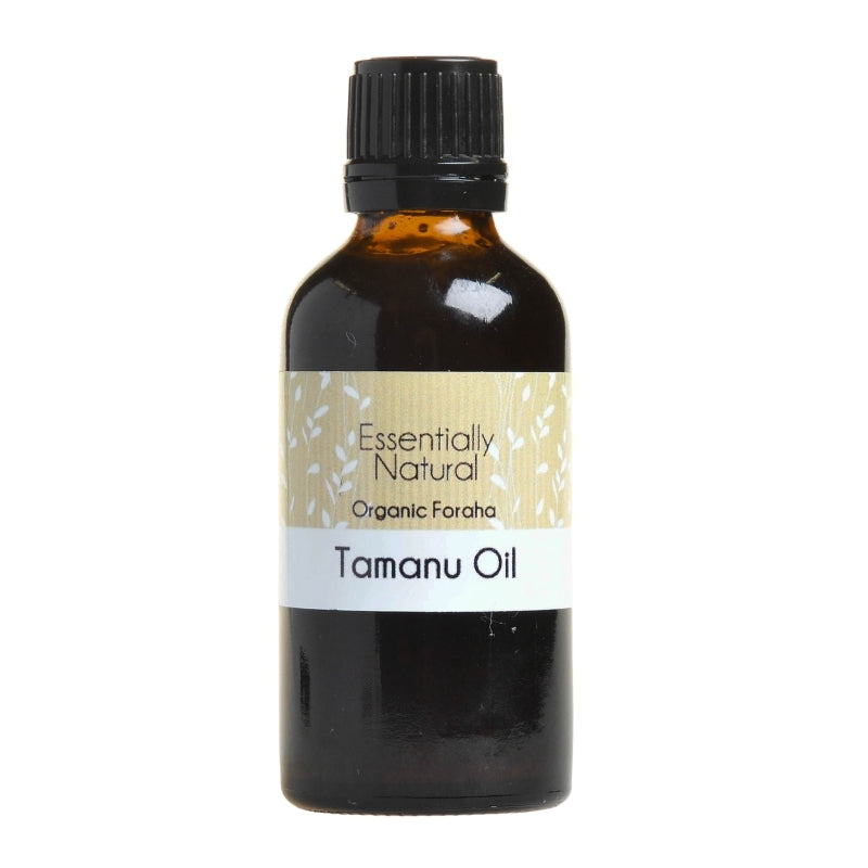 Essentially Natural Organic Tamanu (Foraha) Oil - Essentially Natural