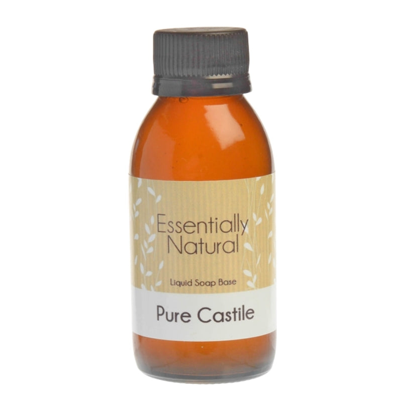 Essentially Natural Pure Castile Liquid Soap Base