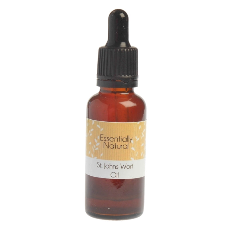 Essentially Natural St. Johns Wort Oil (Infused)