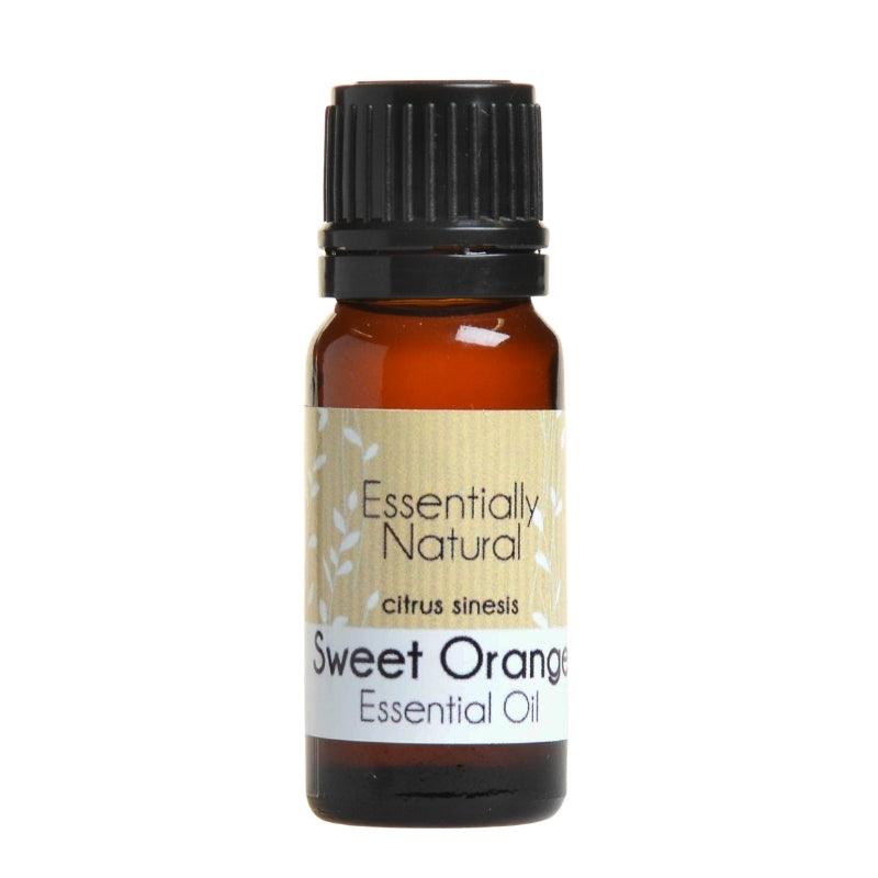 Essentially Natural Sweet Orange Essential Oil - Essentially Natural