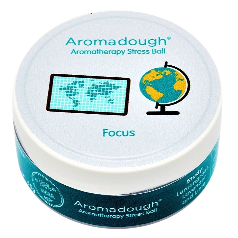 Aromadough Student Stress Ball - Focus