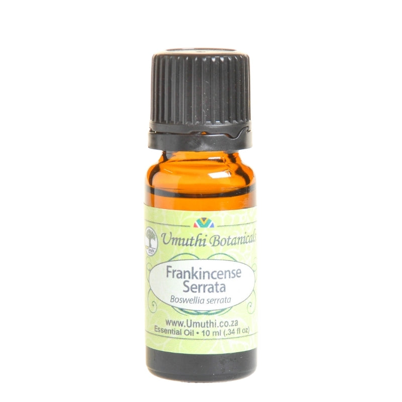 Umuthi Frankincense Serrata Essential Oil - Essentially Natural