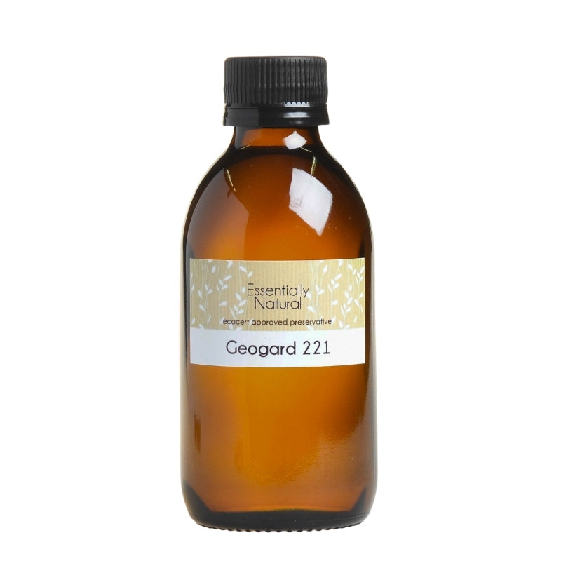 Essentially Natural Geogard 221 (Ecocert) Preservative - Essentially Natural