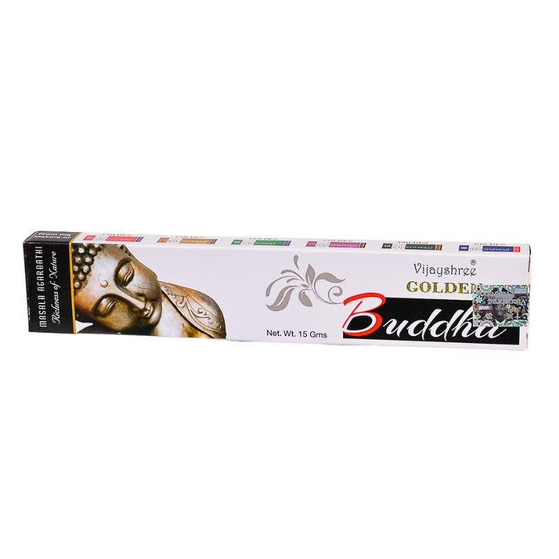 Vijayshree Golden Buddha Natural Incense