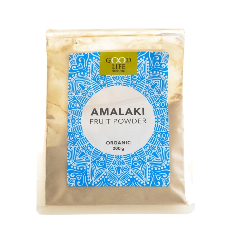 Good Life Organic Amalaki Fruit Powder - Essentially Natural