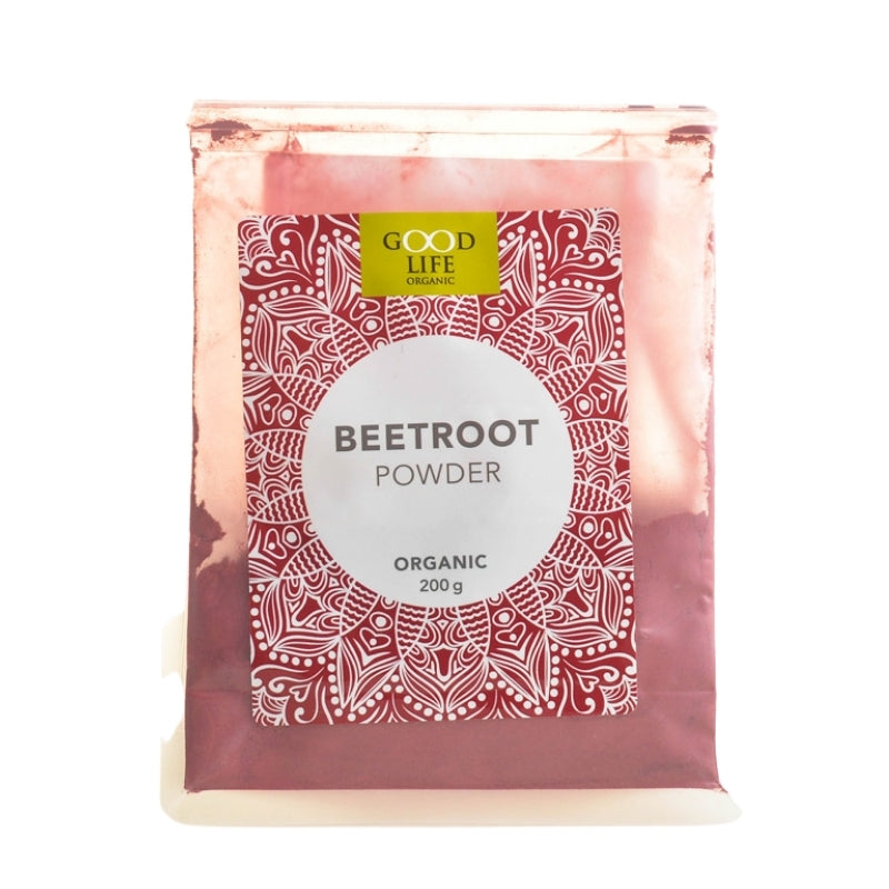 Good Life Organic Beetroot Powder - Essentially Natural