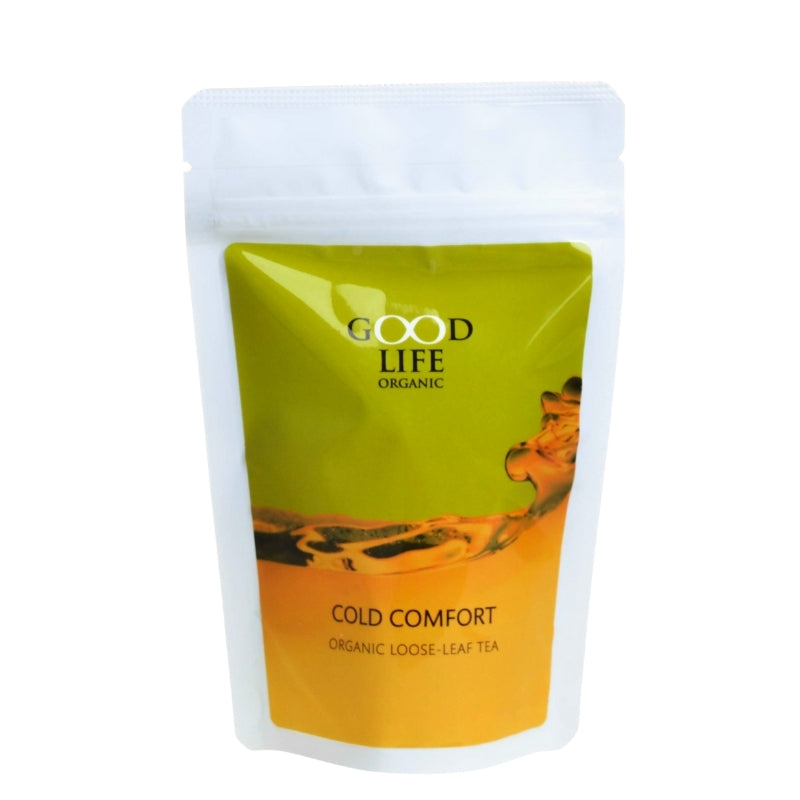 Good Life Organic Cold Comfort Tea - Essentially Natural