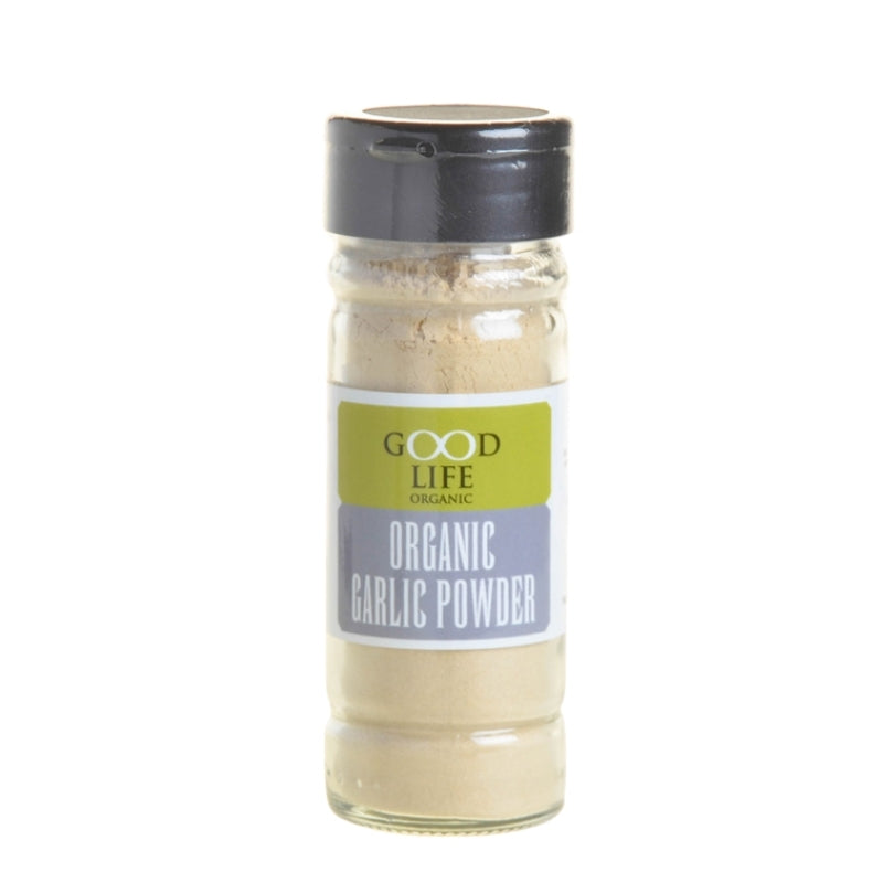 Good Life Organic Garlic Powder - Essentially Natural