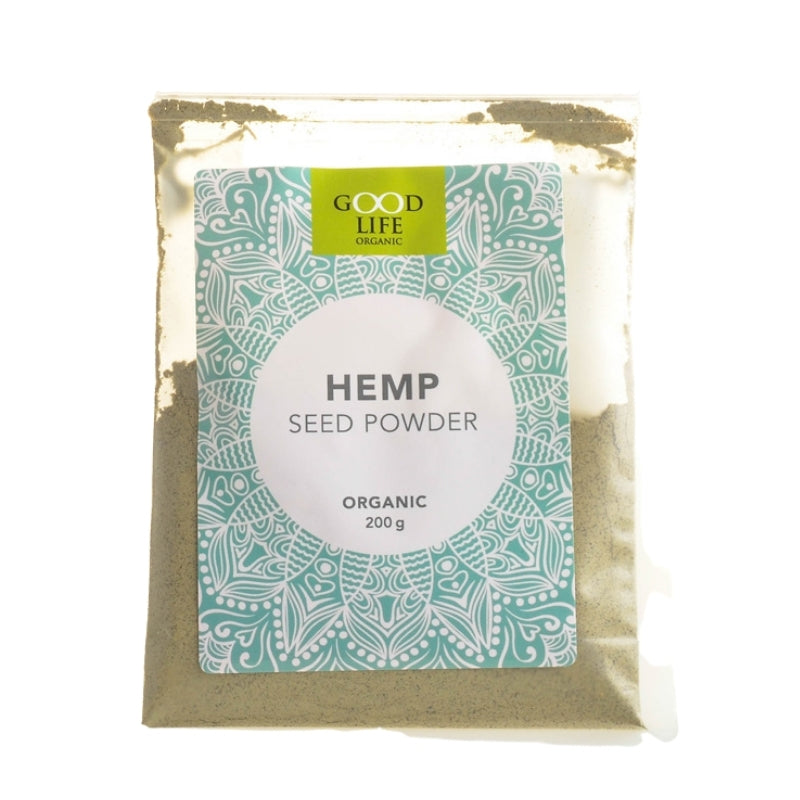 Good Life Organic Hemp Powder - Essentially Natural