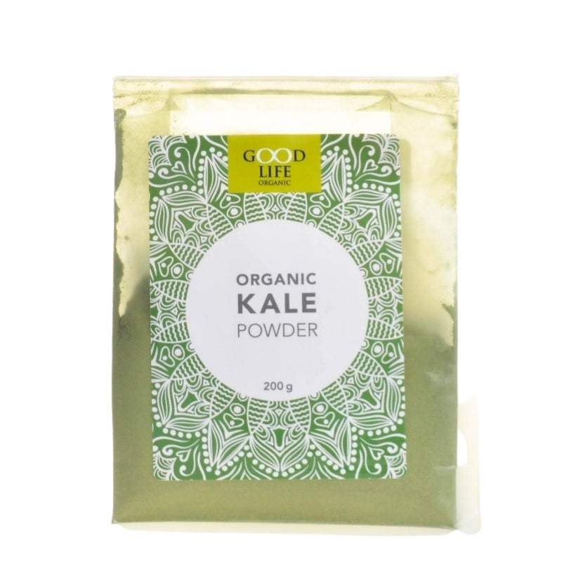 Good Life Organic Kale Powder - Essentially Natural