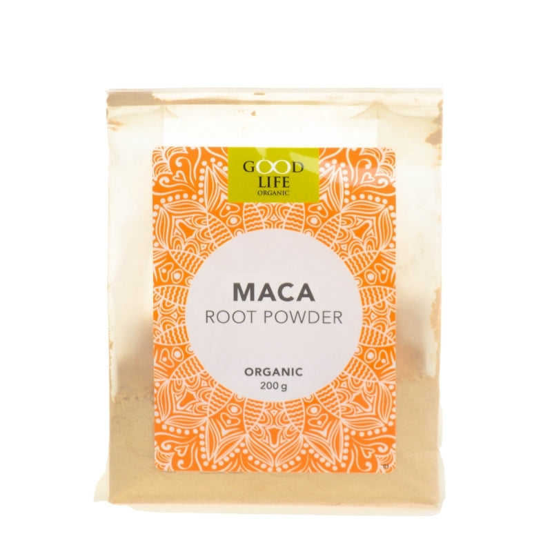 Good Life Organic Maca Root Powder - Essentially Natural