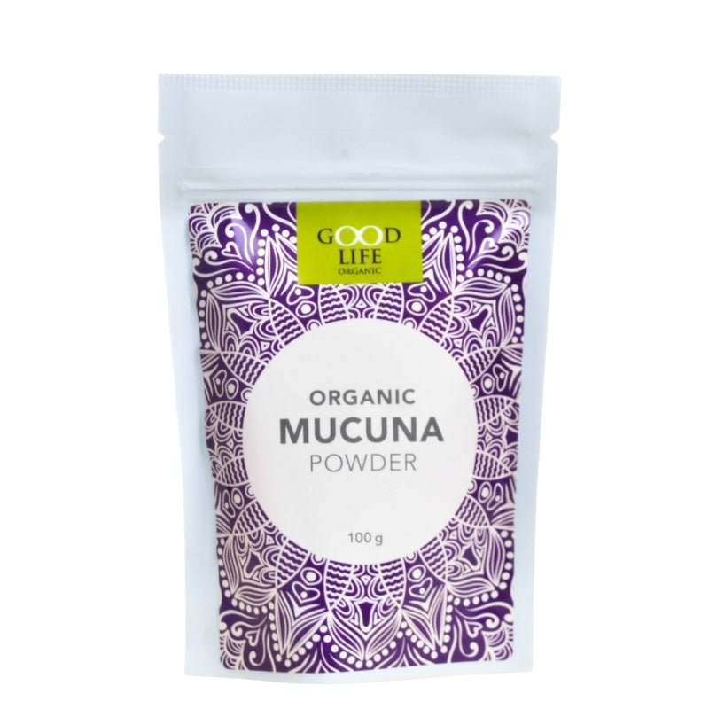 Good Life Organic Mucuna Powder - Essentially Natural