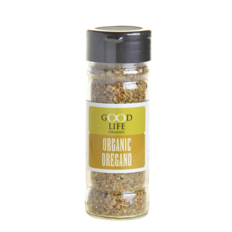 Good Life Organic Oregano - Essentially Natural