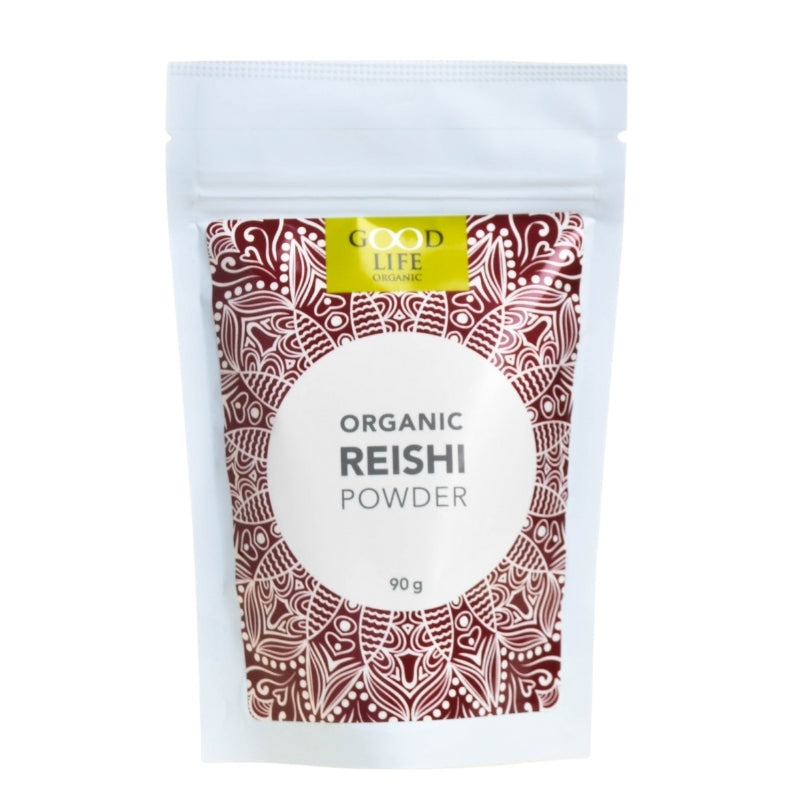 Good Life Organic Reishi Powder - Essentially Natural