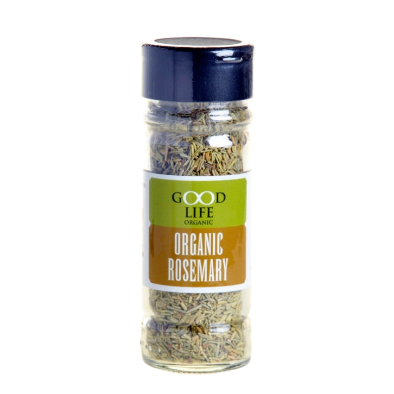 Good Life Organic Rosemary - Essentially Natural