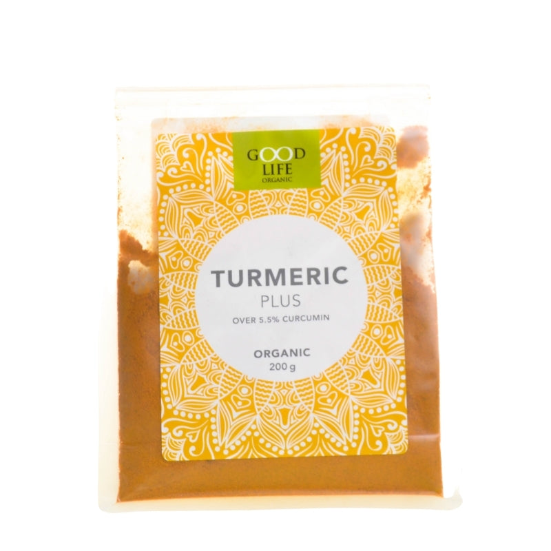 Good Life Organic Turmeric Plus - Essentially Natural