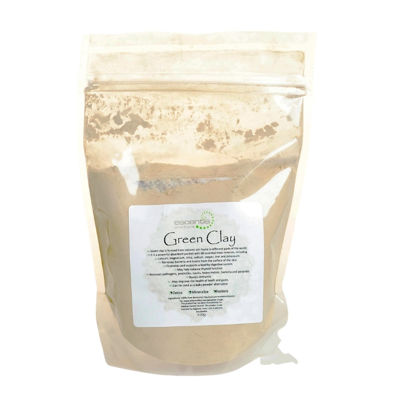 Escentia Green Clay (African) - Essentially Natural