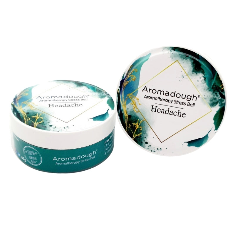 Aromadough Medi Stress Ball - Headache