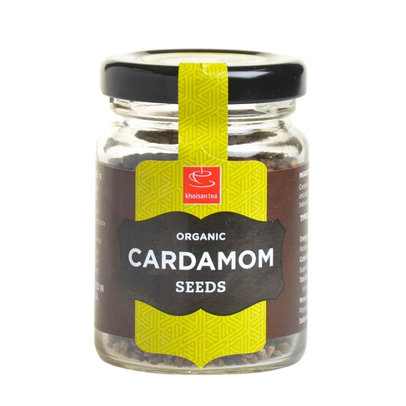 Khoisan Organic Cardamom Seeds - Essentially Natural