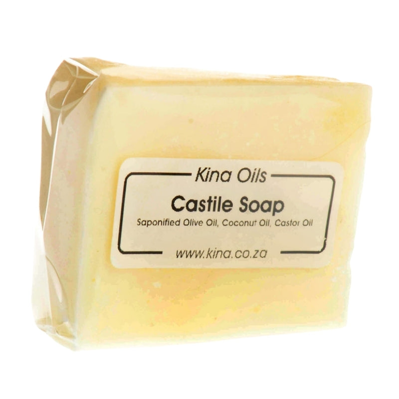 Kina Pure Castile Soap Bar - Essentially Natural