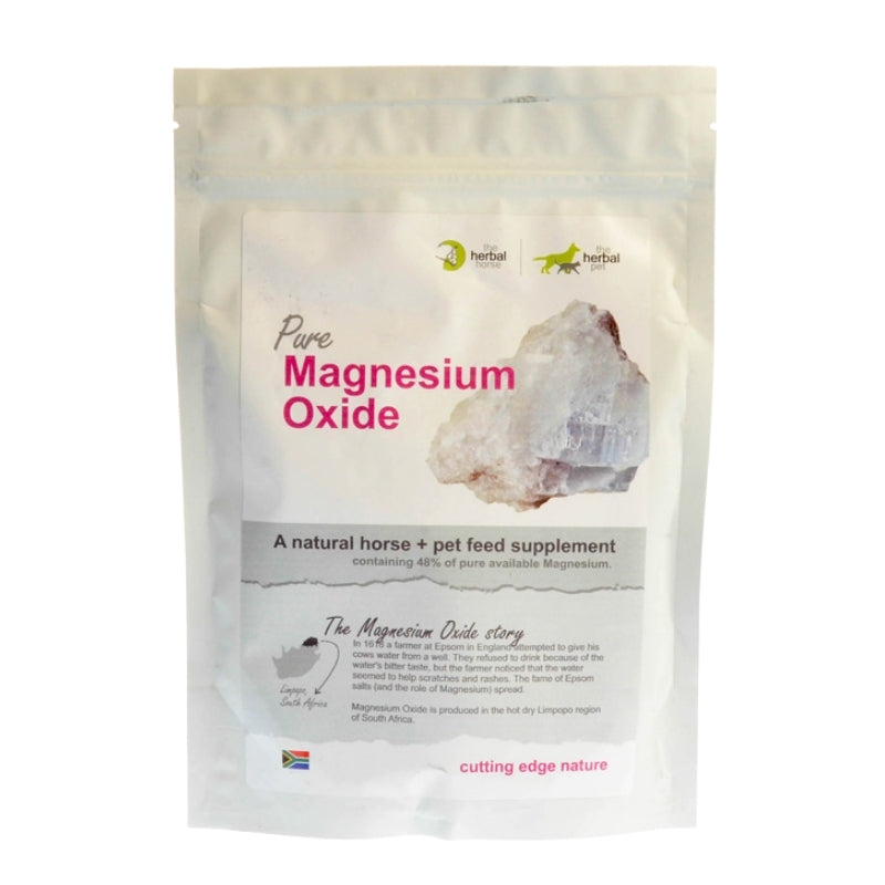 The Herbal Pet Magnesium Oxide - Essentially Natural