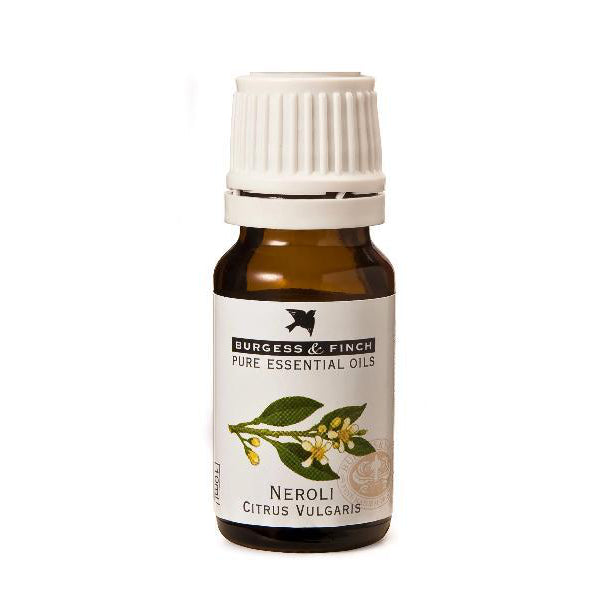 Burgess & Finch Neroli Essential Oil