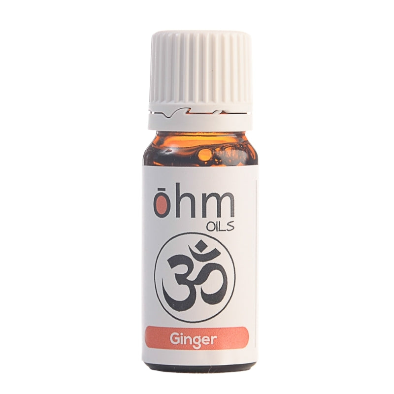 Ohm Ginger Essential Oil