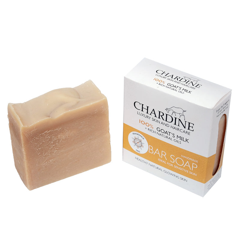 Chardine's Goat Milk Soap - Plain - Essentially Natural