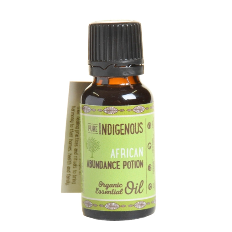 Pure Indigenous Abundance Potion Blend - Essentially Natural