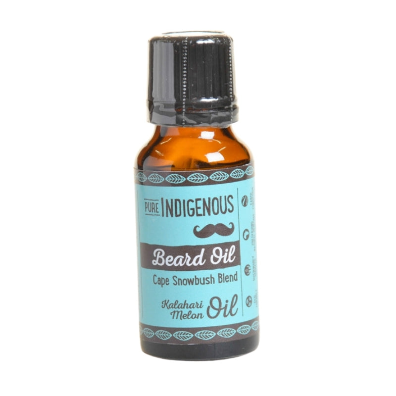Pure Indigenous Beard Oil - Essentially Natural