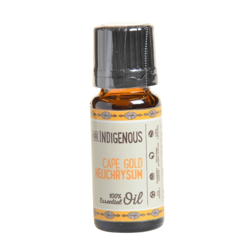 Pure Indigenous Cape Gold Helichrysum - Essentially Natural