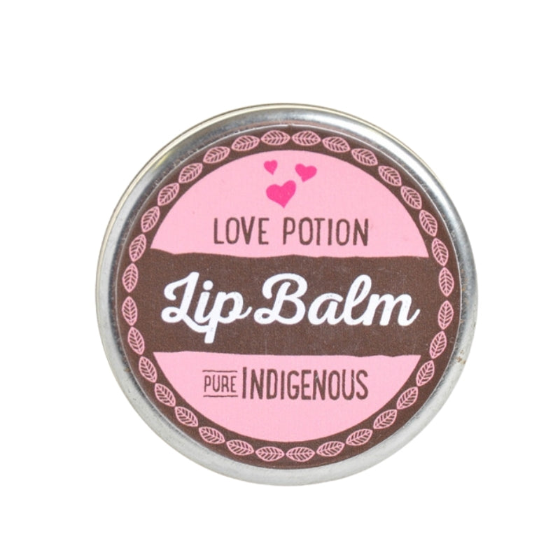 Pure Indigenous Love Potion Lip Balm - Essentially Natural