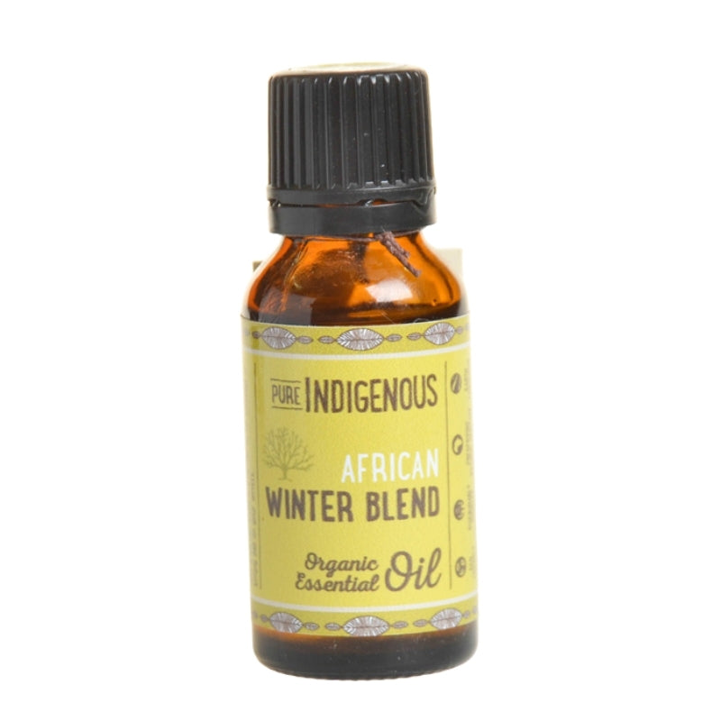 Pure Indigenous Winter Blend - Essentially Natural