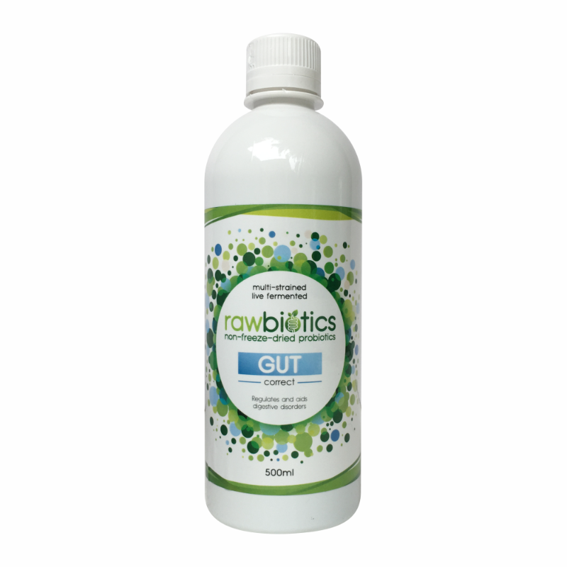 Rawbiotics Gut - Liquid Probiotic