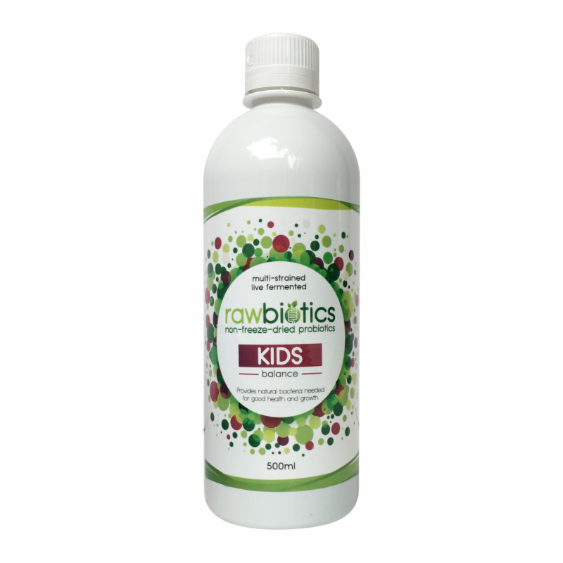 Rawbiotics Kids - Liquid Probiotic
