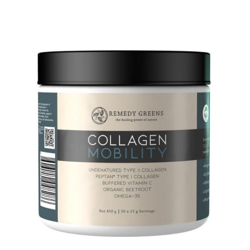 Remedy Greens Collagen Mobility - Essentially Natural