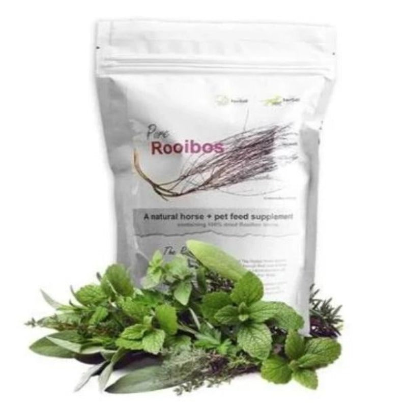 The Herbal Pet 100% Pure Rooibos Powder - Essentially Natural