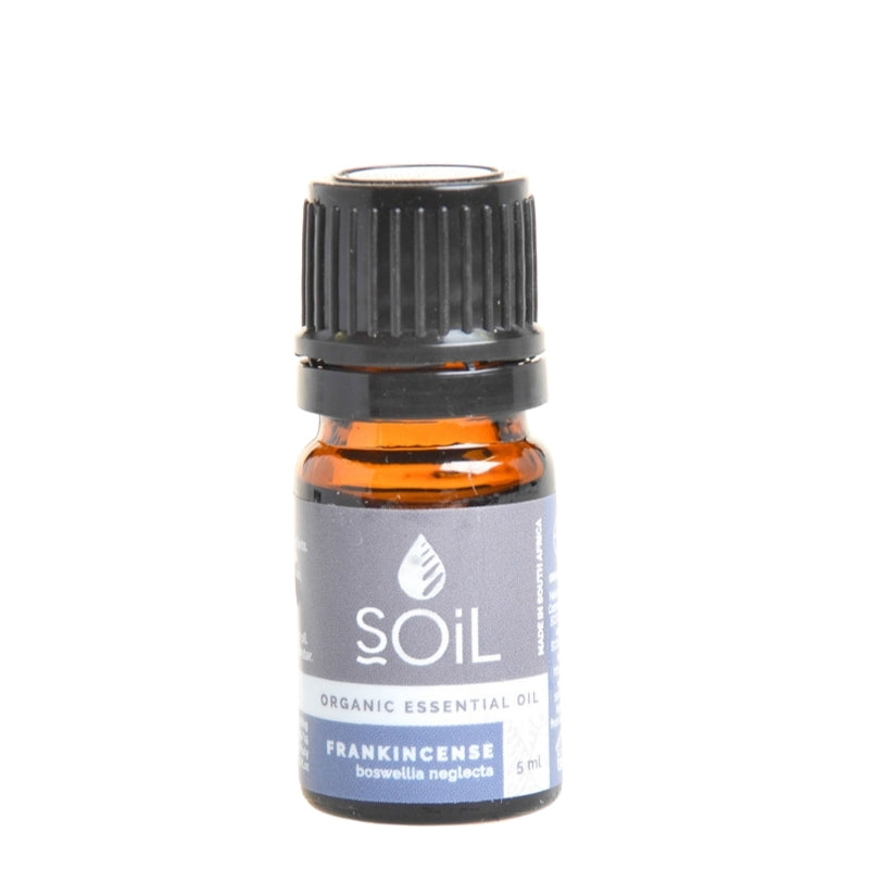 Soil Organic Frankincense Essential Oil - Essentially Natural