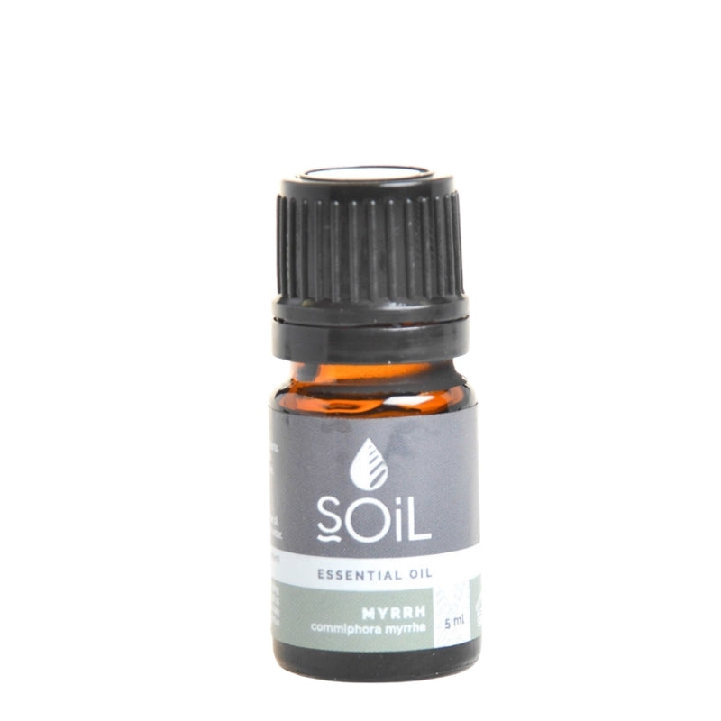 Soil Pure Myrrh Essential Oil - Essentially Natural